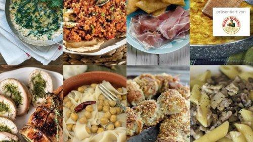 Nochmals 8 sehr regionale Gerichte aus Italien, die du mal probieren solltest