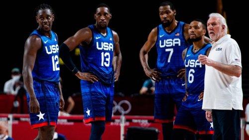 Kein «Dream Team» mehr – das sind die Gründe für den Absturz der US-Basketballer