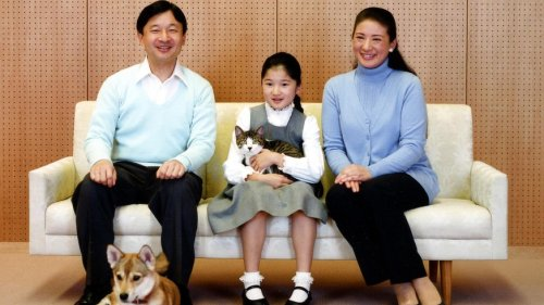 Japan ist das letzte Kaiserreich der Welt. Seine Royals sind zum Verzweifeln