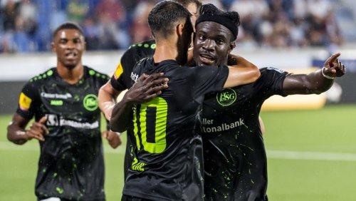 Super-League-Start: FCSG gegen Lausanne im Liveticker