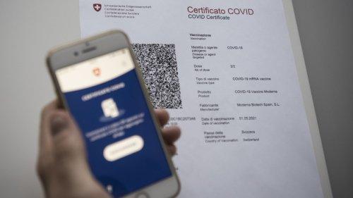 Kantone prüfen Ausweitung des Covid-Zertifikats – das schreibt die Sonntagspresse