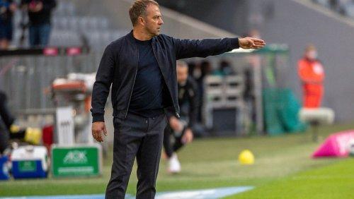 Neue Bayern-Doku enthüllt: Das sagte Ex-Trainer Hansi Flick bei seinem Abschied in der Kabine