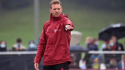 Adeyemi und Wirtz? Das denkt Bayern-Trainer Julian Nagelsmann über das DFB-Duo