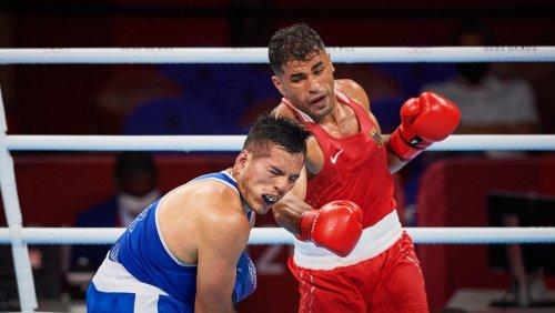 """""""Ich war immer der untalentierte Boxer"""": Ammar Riad Abduljabbar ist Deutschlands letzter Boxer bei Olympia"""