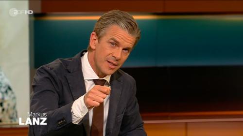 """Talk-Gast kritisiert Lanz: """"Würden Sie das auch zu einem Mann sagen?"""""""