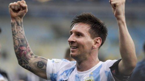 Lionel Messi überholt Cristiano Ronaldo – und bricht damit einen Rekord