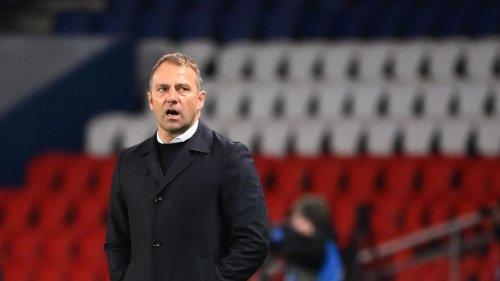 """FC-Bayern-Aus in Champions League – Flick: """"Mache mir Gedanken um meine Zukunft"""""""