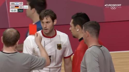 Olympia: Sekunden-Auftritt bringt DHB-Star Uwe Gensheimer unter Druck