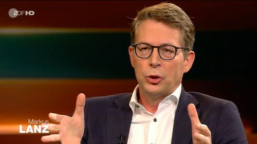 """""""Kümmern Sie sich doch um Ihre eigene Partei"""": CSU-Politiker Blume sauer bei """"Lanz"""""""