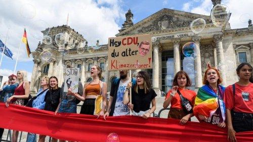 """""""Sehr viel Spielraum für Auslegungen"""": Das sagt Fridays for Future zur neuen """"Klimaunion"""""""