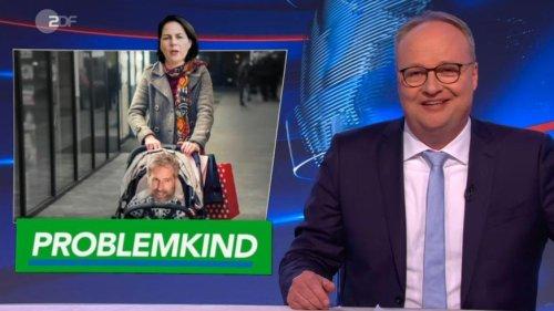 """Wegen """"Schwanzgate"""": """"heute-show"""" nennt Boris Palmer """"Pimmelges...."""""""
