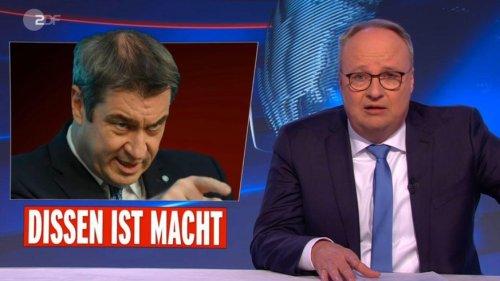 """""""heute-show"""" schießt gegen CSU-Chef: Welke erklärt Söder zum """"Mobbing-König"""""""