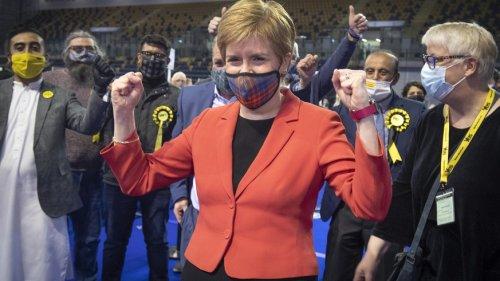 Raus aus UK? Nach Wahl in Schottland steht Großbritannien vor turbulenten Wochen