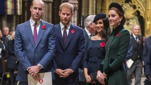 Royal-News: Uni-Freunde verraten Details zu Meghan – sie schwärmte für William