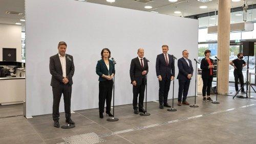 Politik-News: FDP-Chef Lindner wirbt für Ampel-Koalition