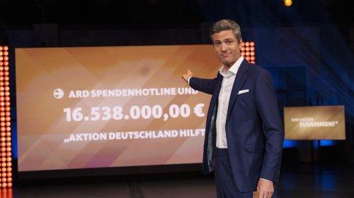"""ARD erntet nach Spendengala Kritik: """"Sollte Spendenhotline nicht wenigstens kostenlos sein?"""""""