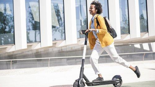 Studie: Studie: E-Scooter könnten jährlich 30 Millionen Tonnen CO2 einsparen