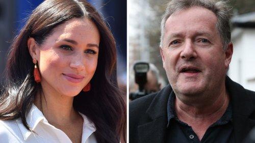 Royal-News: Piers Morgan meldet sich mit Seitenhieb gegen Meghan zurück