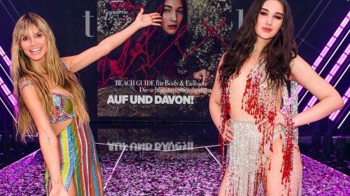 """Heidi Klum verrät: So war das erste Treffen mit """"GNTM""""-Gewinnerin Alex seit dem Finale"""