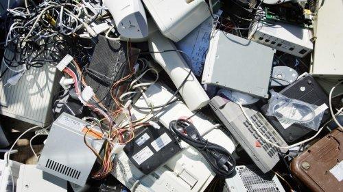 Forscher recyceln Seltene Erden aus Elektroschrott