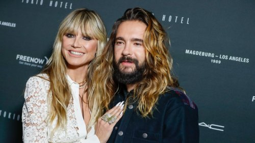 Tom Kaulitz verrät: Davor hat Heidi Klum furchtbare Angst