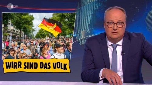 """""""heute-show""""-Moderator findet klare Worte – """"Asoziales Stück Sch...!"""""""