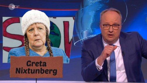 """""""heute-show"""": Welke greift Bundesregierung an – """"Demütigung für die Politik"""""""