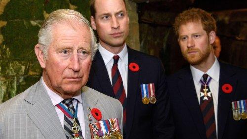 """Royal-Insider sicher: """"Charles kann Harry nie vergeben"""""""