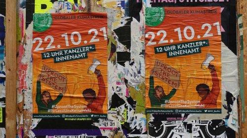 """""""Sondierungspapier reicht nicht aus"""": Fridays for Future stellen Forderungen an neue Koalition"""