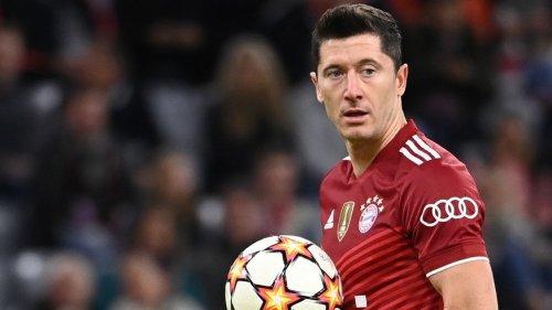 Bayern-Gerüchte um Haaland nerven Lewandowski – Bayern-Präsident reagiert