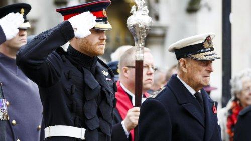 Royals: Harry sorgt vor Prinz Philips Beerdigung für ein Dilemma – Queen spricht Machtwort