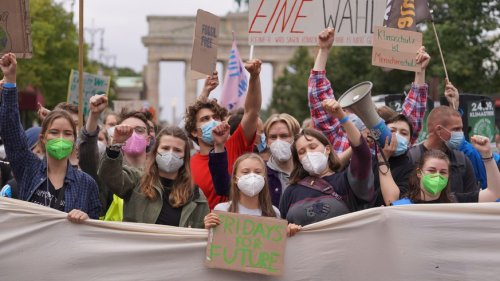 Der Klimastreik von Fridays for Future im News-Ticker: Allein in Berlin werden 20.000 Menschen erwartet.