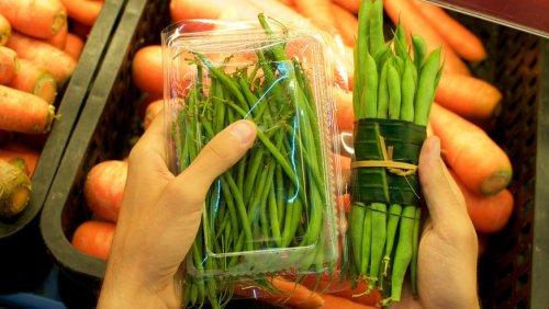 Plastikfrei ab 2026: In Frankreich dürfen Obst und Gemüse künftig nicht mehr in Kunststoff verpackt werden