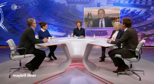 """Hartes Urteil bei """"Illner"""": Union wird """"vernichtende Niederlage"""" erleben"""
