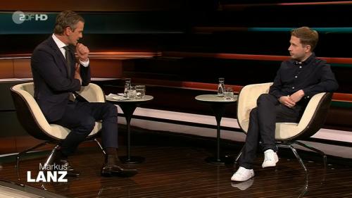 Kevin Kühnert lässt Markus Lanz eiskalt auflaufen – der reagiert beleidigt
