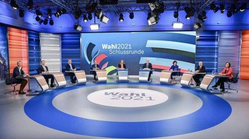 Alle fordern Maßnahmen gegen Hasskriminalität – bis auf Alice Weidel: Spitzenkandidaten aller Parteien diskutieren ein letztes Mal vor der Wahl