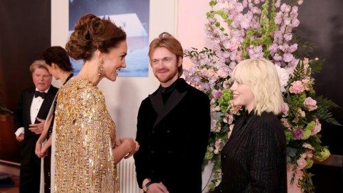 Royal-News: Billie Eilish traf William und Kate und missachtete Etikette – so reagierten sie