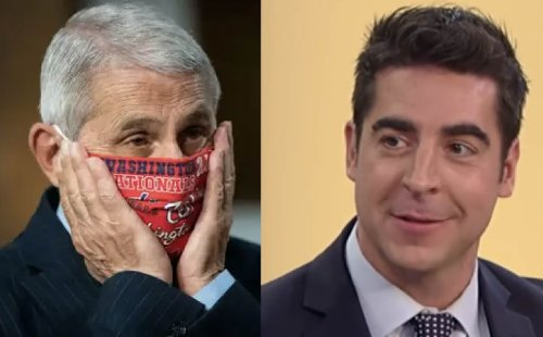 [VIDEO] After Yesterday's Testimony, Jesse Waters Has Figured Out Exactly What Fauci is Doing…