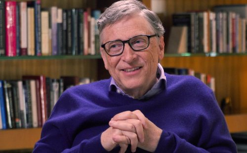 [VIDEO] This Creepy 17-Second Clip Of Bill Gates Stuns Everyone
