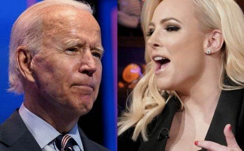 "[VIDEO] Holy Cow, Meghan McCain Unloads on Joe Biden ""Psychotic…Absolute Garbage"""