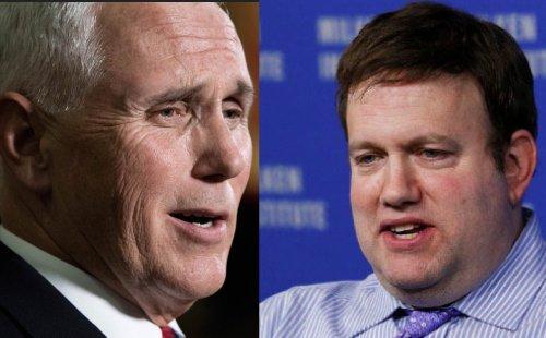 Mike Pence's Sneaky Ties to Trump-Hater Frank Luntz Revealed in Leaked Document - WayneDupree.com