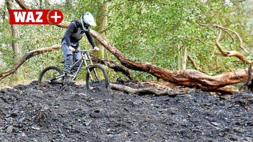 Stadt Witten ebnet Trail im Wald ein – Mountainbiker empört