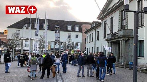 Initiative in Velbert und Heiligenhaus kritisiert Maßnahmen