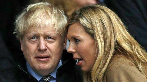 Britischer Premier Boris Johnson wird erneut Vater