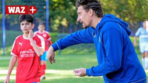 Rot-Weiss Essen macht vertrautes Gesicht zum U19-Trainer