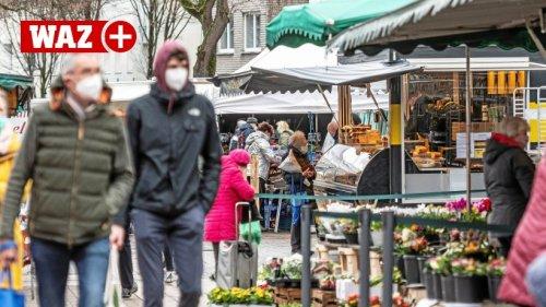 Bottrop will Blumen von Märkten verbannen – nun doch nicht
