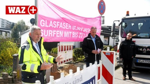 Telekom sorgt für mehr Hochleistungsinternet in Heiligenhaus