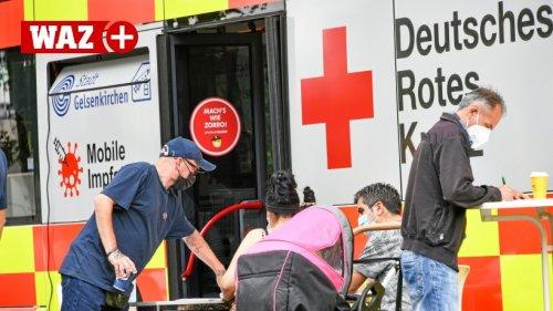Impfbus: Warum sein Einsatz für die Stadt ein Erfolg ist