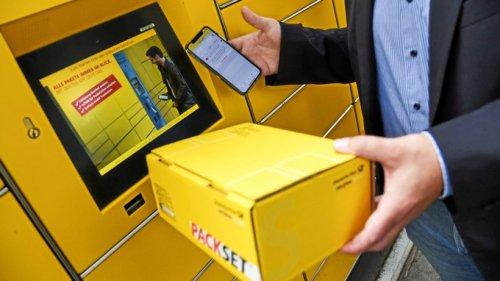 Weitere DHL-Packstation in Gladbeck ist in Betrieb