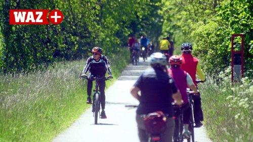 So kommen sich Fußgänger und Radfahrer nicht in die Quere